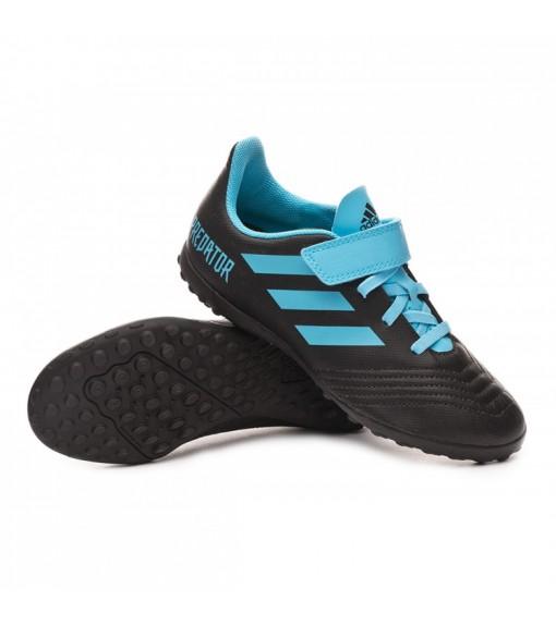 Zapatillas Niño/a Adidas Predator 19.4 H&L Negro/Azul G25827 | scorer.es