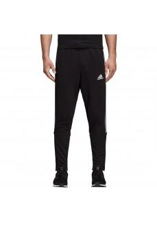 Pantalón Largo Hombre Adidas Must Haves 3 bandas Tiro Negro bandas Blancas DT9901 | scorer.es