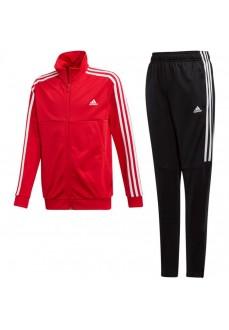 Chandal Niño/a Adidas Yb Tiro Rojo/Negro ED6211