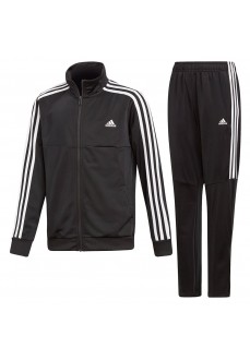 Chandal Niño/a Adidas YB Tiro Negro lineas Blancas DV1738