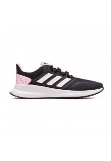 Zapatillas Mujer Adidas Runfalcon Marino/Rosa EF0152