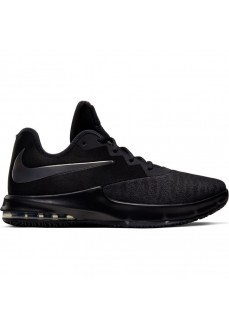 Nike Men's Trainers Air Max Infuriate III Low Black AJ5898-007