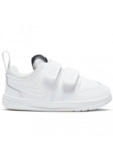 Zapatillas Niño/a Nike Nico Pico 5 (TDV) Blanco AR4162-100