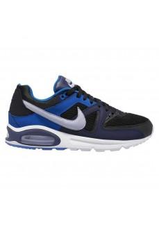 Zapatillas Hombre Nike Air Max Command Negra/Blanco/Gris 629993-048 | scorer.es