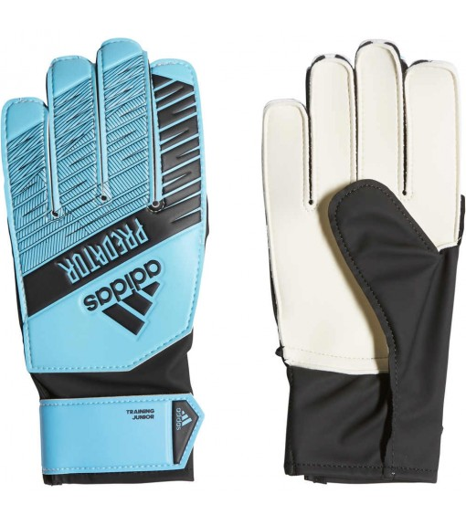 Guantes Niño/a Adidas Predator Training Azul/Negro DY2611 | scorer.es