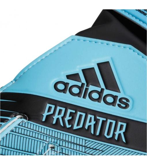 Adidas Kids' Gloves Predator Training Blue/Black DY2611 | Goalkeeper Gloves | scorer.es