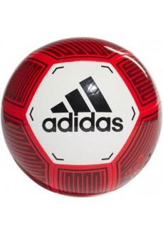 Balón Adidas Starlancer Blanco/Rojo DY2518