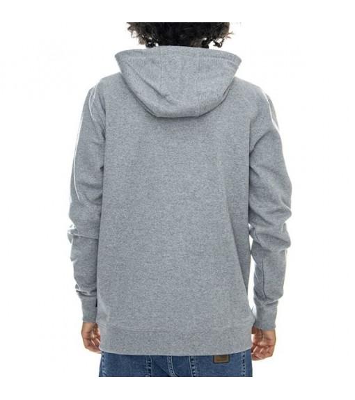 Vans Men's Sweatshirt Classic Zip Grey logo Black VN0A456CADY1 | Sweatshirt/Jacket | scorer.es