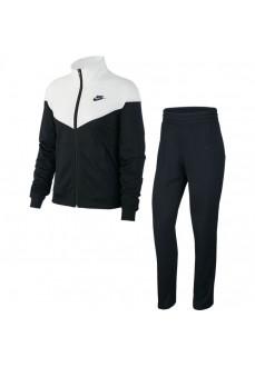 Chándal Mujer Nike Trk Suit Negro/Blanco BV4958-010 | scorer.es