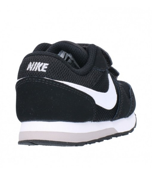 Nike Kids' Trainers Md Runner 2 (TDV) Black 806255-001 | No laces | scorer.es