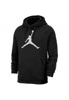 Sudadera Hombre Nike Jordan Jumpman Logo Negro/Blanco AV3145-010 | scorer.es
