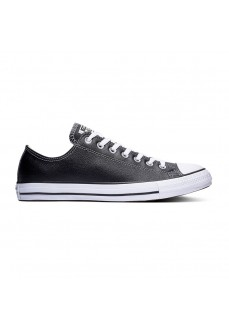 Shoes Chuck Taylor en piel Black 132174C