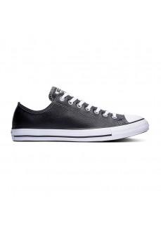Shoes Chuck Taylor en piel Black 132174C