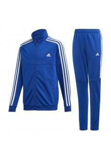 Chándal Niño/a Adidas Yb Ts Tiro Azul Royal/Blanco ED6212   scorer.es