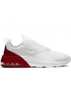 Zapatillas Hombre Nike Air Max Motion 2 Blanco/Rojo AO0266-102