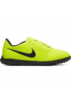 Zapatillas Niño Nike Phantom Venom Club TF Amarillo/Negro AO0400-717