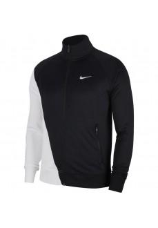 Sudadera Hombre Nike Swoosh Track Negro/Blanco BV5287-010