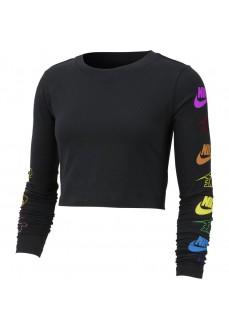 Sudadera Mujer Nike Sportswear Negro BV7147-011 | scorer.es