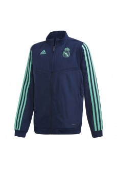 Adidas Kids' Tracksuit Real Madrid 2019/2020 DX7840 DX7834