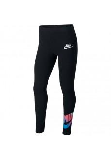 Leggings Niña Nike Sportswear Negro CJ6946-010 | scorer.es