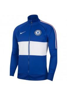 Sudadera Hombre Nike Chelsea FC Azul/Blanco AO5447-495 | scorer.es