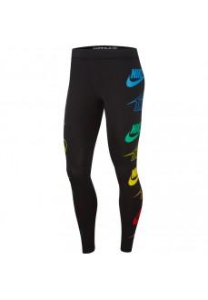Leggings Mujer Nike Sportswear Leg-A-See Negro CD6977-010 | scorer.es