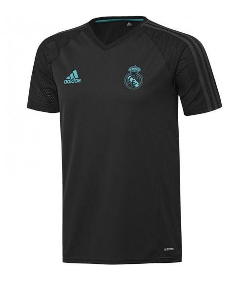 Camiseta Adidas Entrenamiento Real Madrid 2017/2018   scorer.es