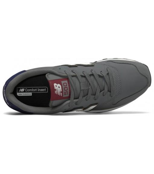 New Balance Men's Trainers Gray GM500WBG   Low shoes   scorer.es
