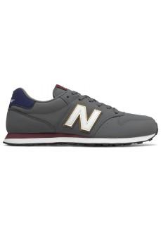 Zapatillas Hombre New Balance Footwear Gris GM500WBG