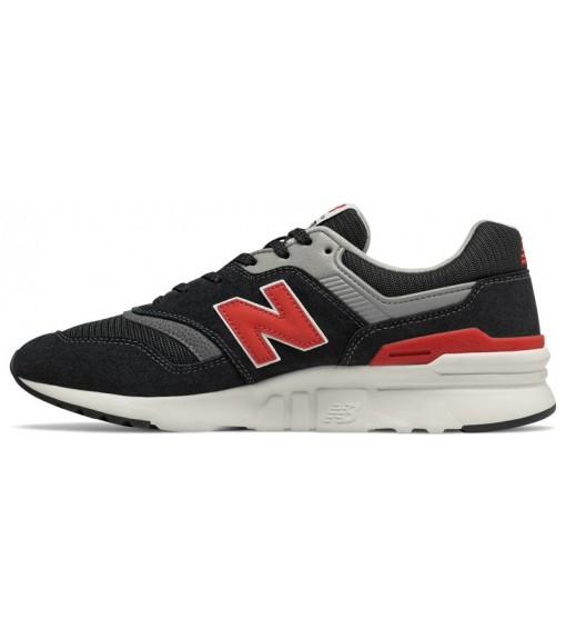 New Balance Men's Trainers Black/Red/Grey CM997HDK | Low shoes | scorer.es