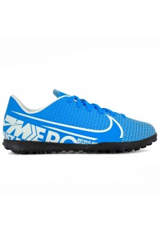 Zapatillas Niño/a Nike JR Vapor 13 Club Tf Azul AT8177-414
