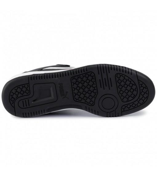 Puma Men's Trainers Rebound Lay Up Black/White 369866-02   Low shoes   scorer.es