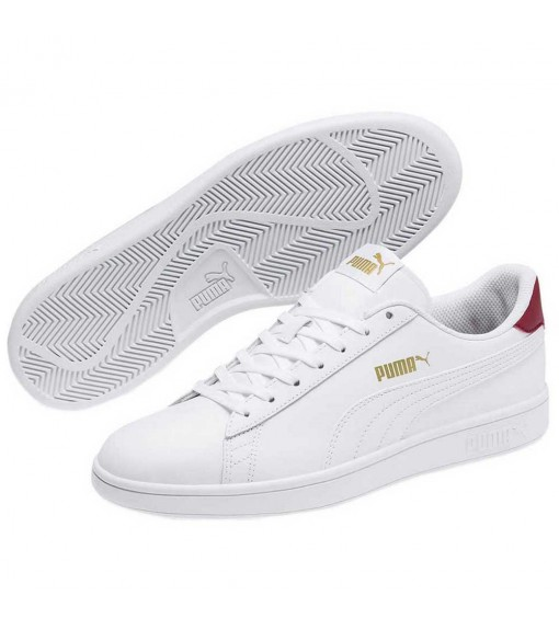 Puma Men's Trainers Smash V2 White 365215-15 | Low shoes | scorer.es