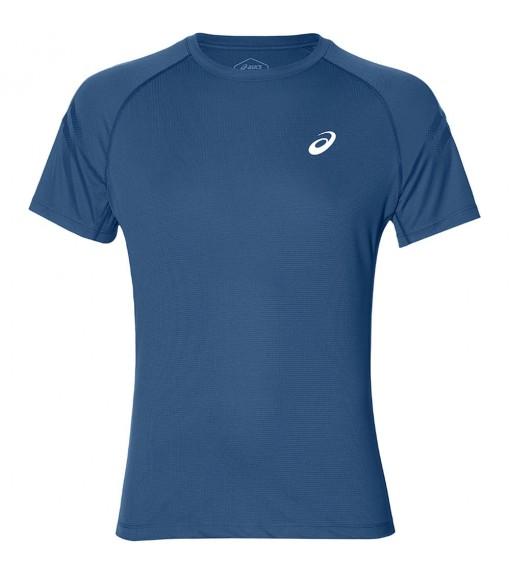 Camiseta Hombre Asics Silver Icon Top Azul 2011A467-401 | scorer.es