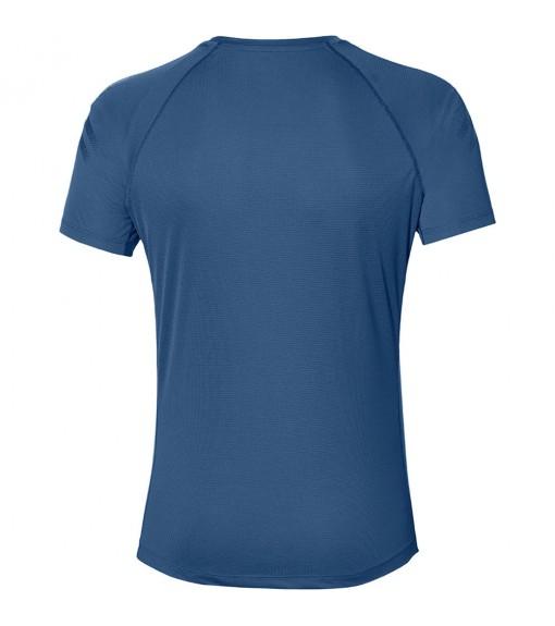 Asics Men's T-Shirt Silver IconTop Blue 2011A467-401 | Running T-Shirts | scorer.es