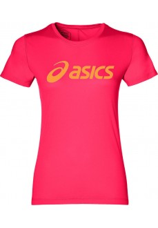 Camiseta Mujer Asics Silver SS Top Graphic Fucsia 2012A469-700