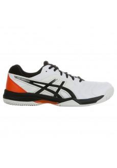 Zapatillas Hombre Asics Gel-Dedicate 6 Clay Blanca/Negra 1041A080-100