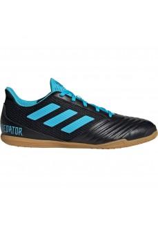 Adidas Men's Trainers Predator 19.4 IN SA Black/Turquoise FG35631 | Football boots | scorer.es