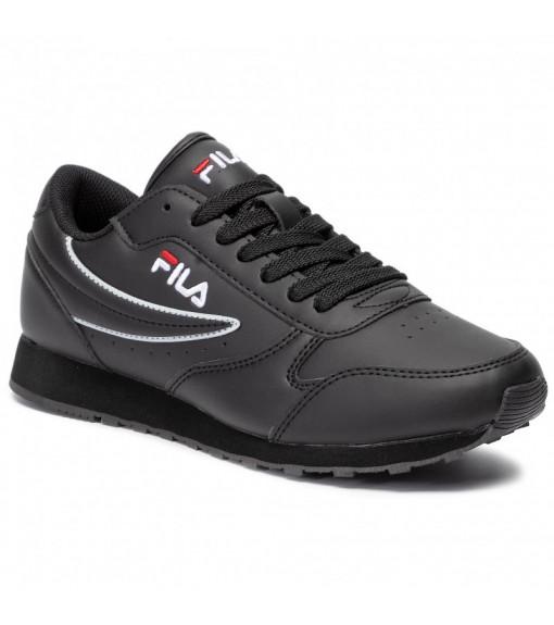Fila Men's Trainers Orbit Low Black 1010263.12V | Low shoes | scorer.es