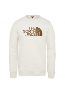 Sudadera Hombre The North Face Drew Peak Crew Beige T92ZWR11P.S