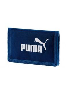 Carterita Puma Phase Wallet Marino 075617-09