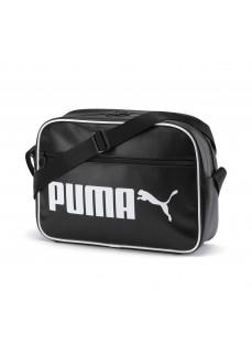 Bolso Puma Retro Campus Negro 076642-01 | scorer.es