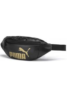 Riñonera Puma Waist Bag Negro/Oro 076734-01   scorer.es