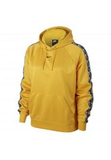 Sudadera Mujer Nike Sportswear Hoodie Amarillo BV3449-743
