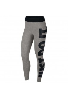 Nike Women's Legging Sportswear Gray/Black AR3511-063
