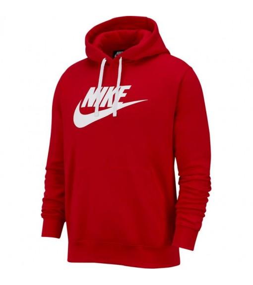 bonita y colorida Página web oficial en pies imágenes de Sudadera Hombre Nike Sportswear Club Fleece Roja BV2973-657 - Scorer.es
