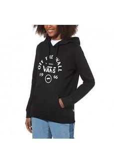 Sudadera Mujer Vans Side Stripe Negra VN0A7TEBLK