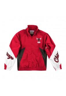 Chaqueta Mitchell & Ness 2.0 Chicago Bulls Rojo/Blanco FLZPMG18039-CBUSCAR