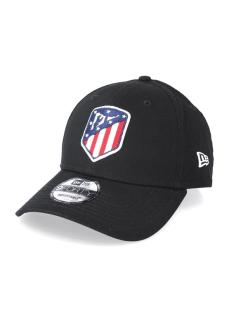 Gorra New Era Atletico De Madrid Essential Negro 12044772 | scorer.es