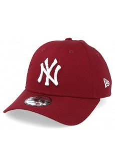 Gorra New Era New York Yankees Granate 80636012 | scorer.es